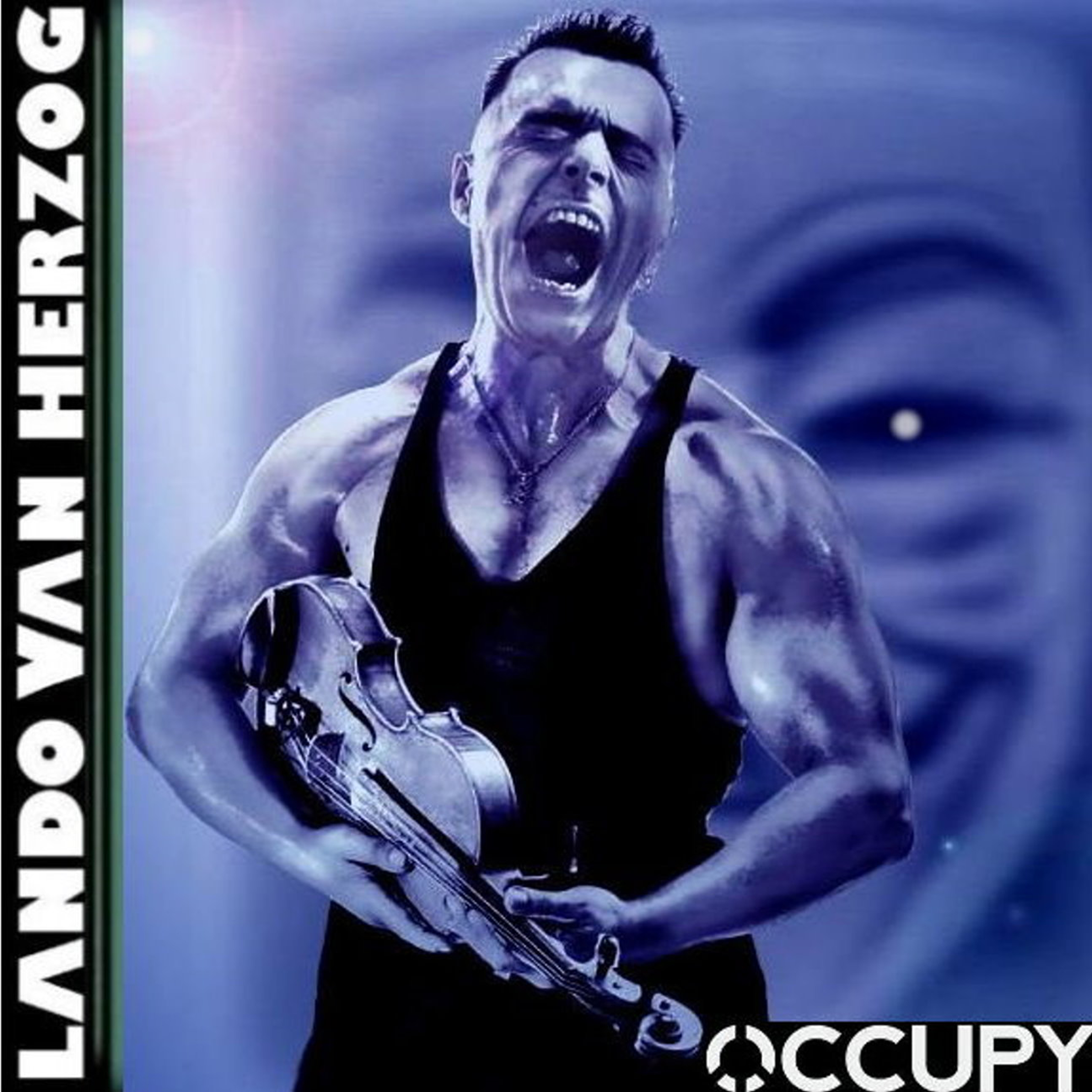 Lando van Herzog Cover OCCUPY