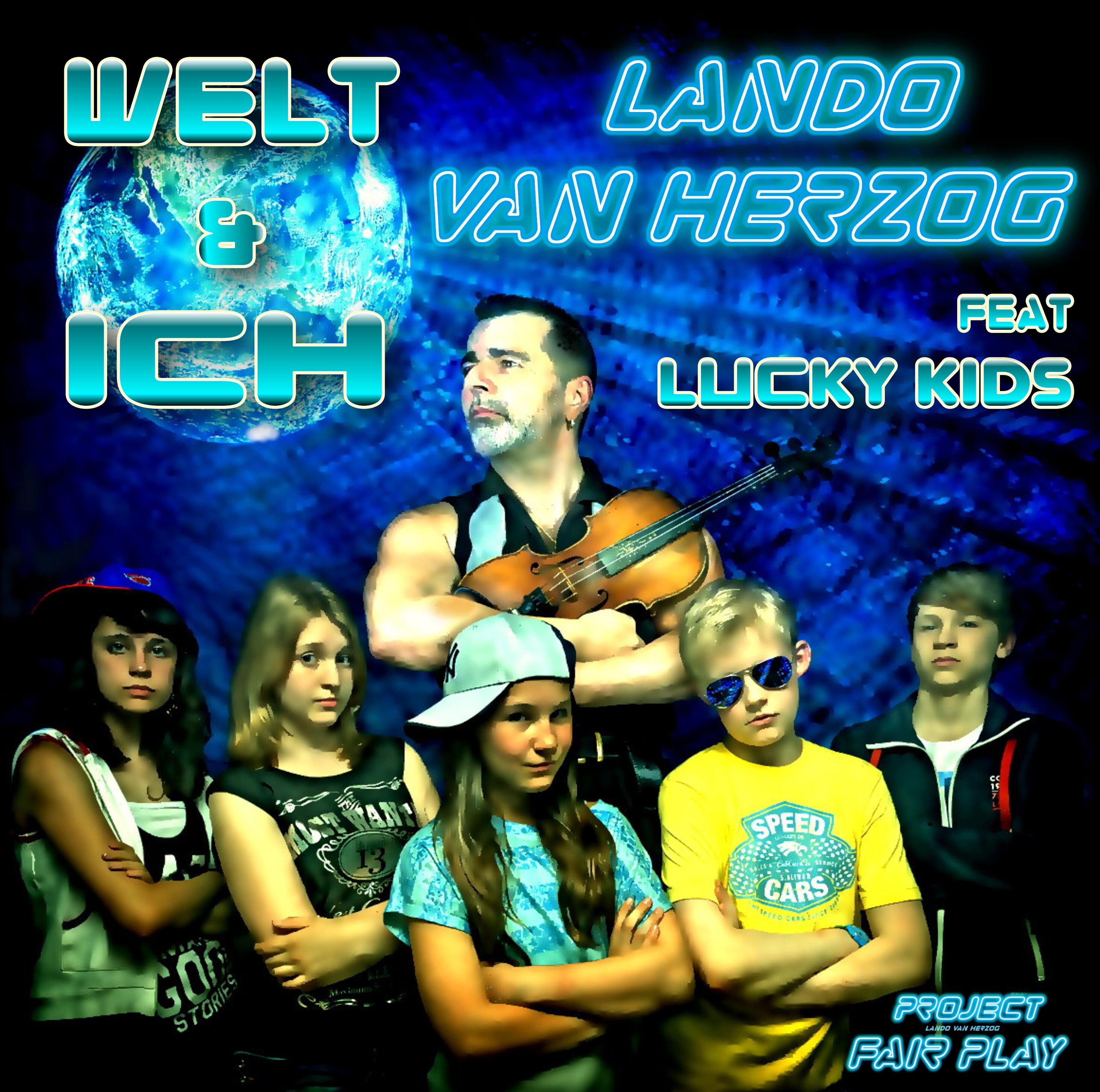 Lando van Herzog Cover WELT & ICH