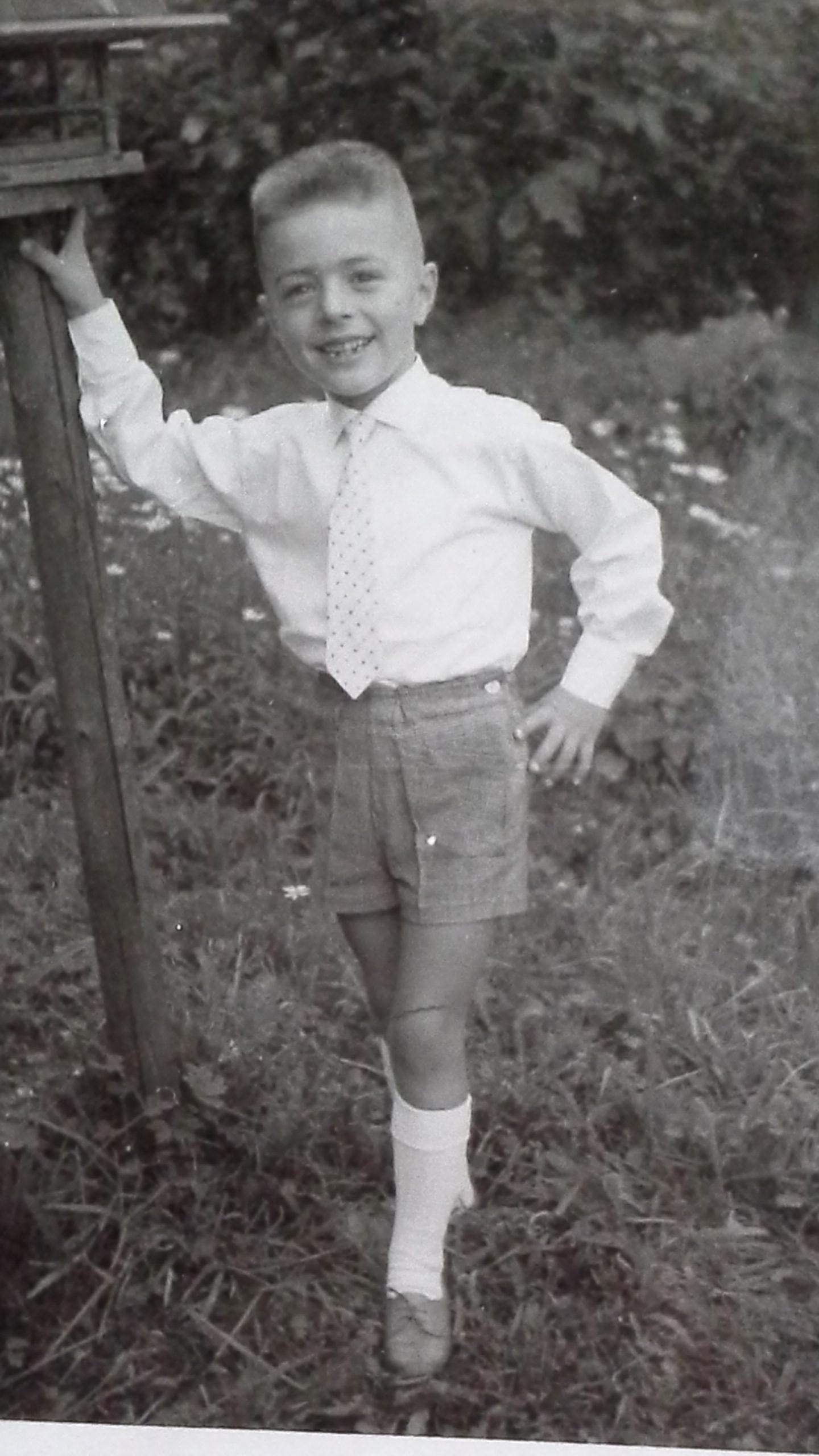 Lando van Herzog Childhood 05
