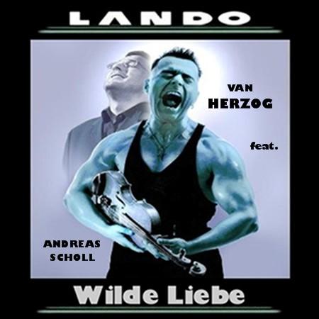 Lando van Herzog Cover WildeLiebe