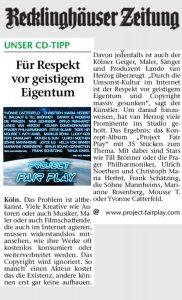 Recklinghäuser Zeitung