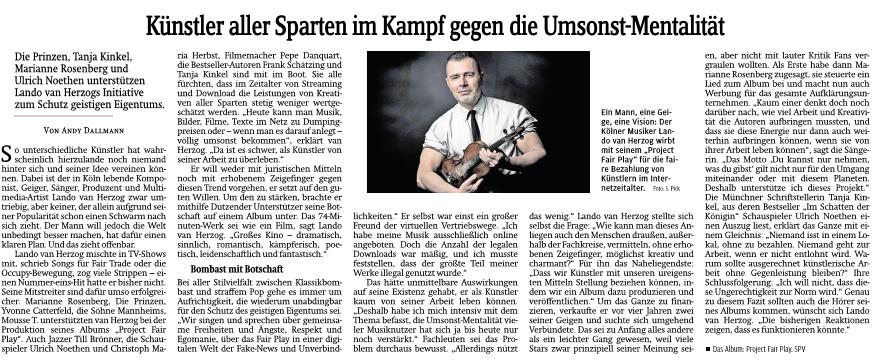 Sächsische Zeitung 24.01.18