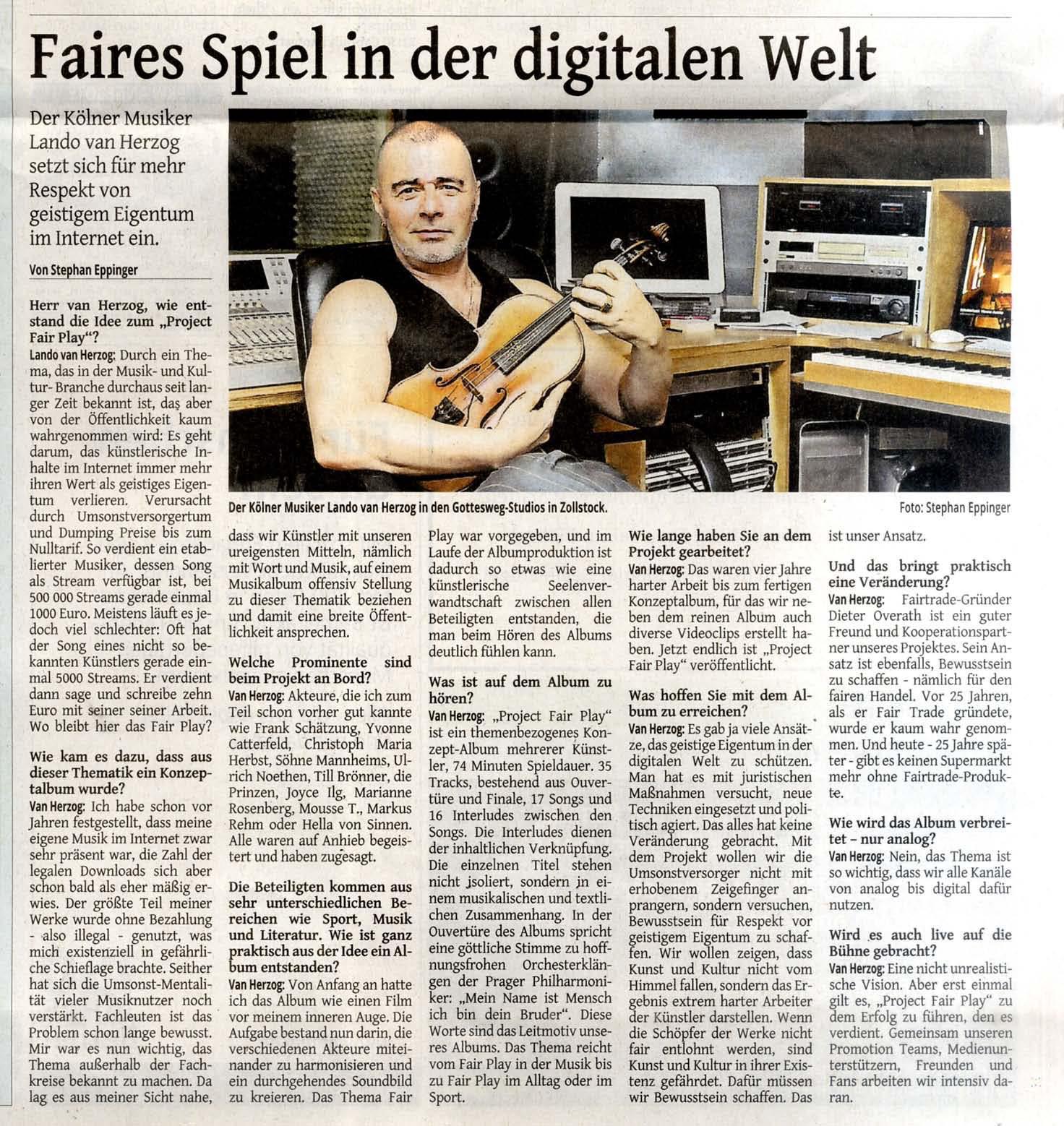 Westdeutsche Zeitung_030817